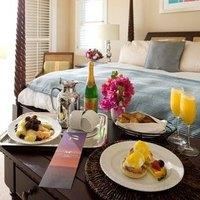 Mimosa Breakfast in Bed