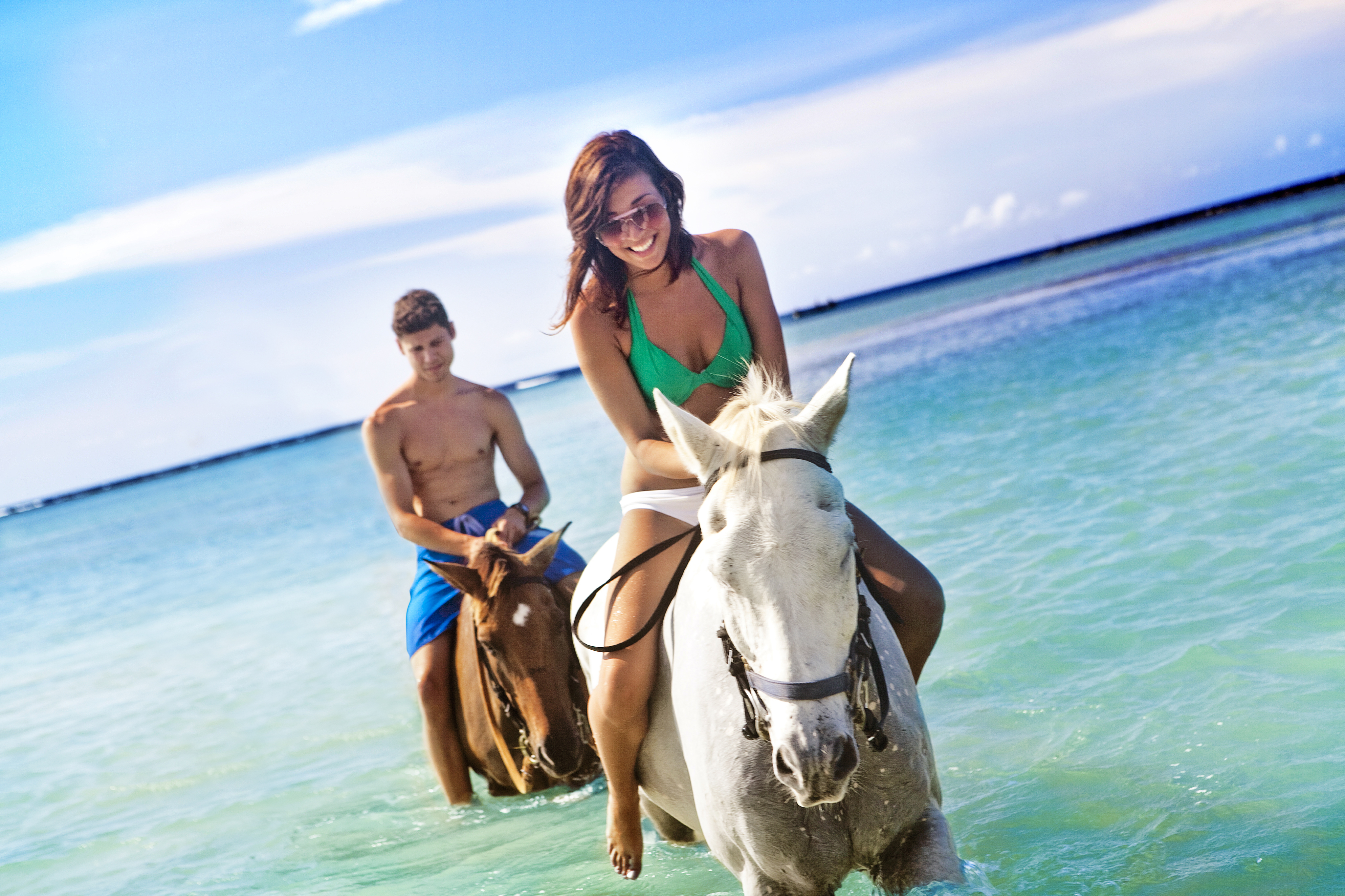 Horseback Riding Adventure Tour