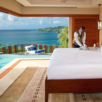 Sandals Regency La Toc in St. Lucia