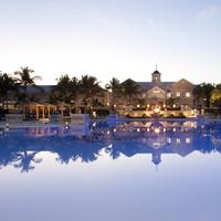 Magic Hour at Sandals Emerald Bay Exuma Bahamas