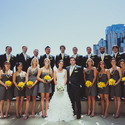 1376062009 thumb photo preview modern yellow and gray california wedding 5