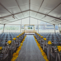 1376062012 thumb photo preview modern yellow and gray california wedding 9