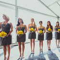 1376062017 thumb photo preview modern yellow and gray california wedding 14