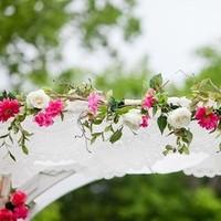 Floral Altar Decor