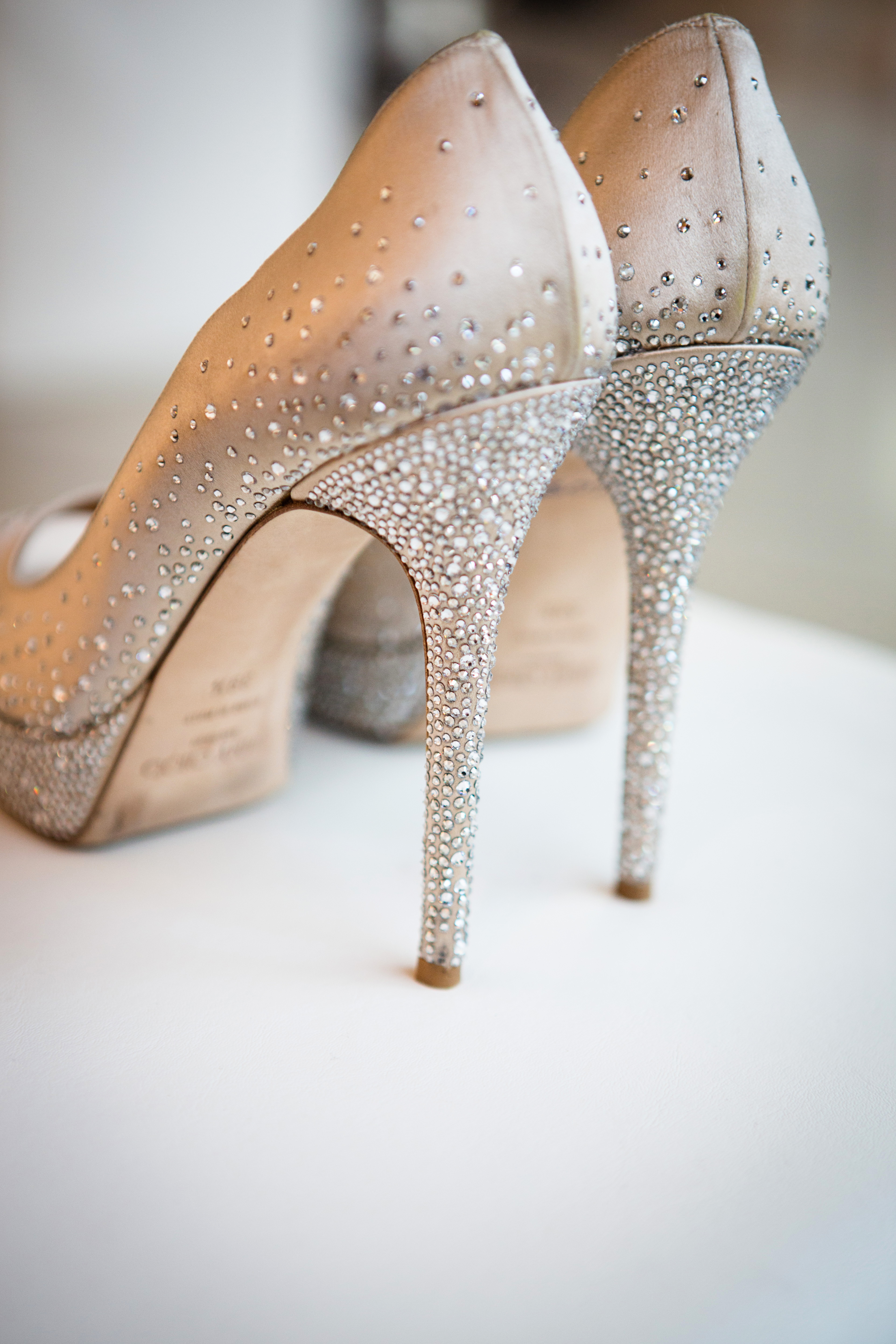 Glam Wedding Shoes