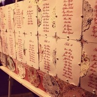 Guest Seating Chart