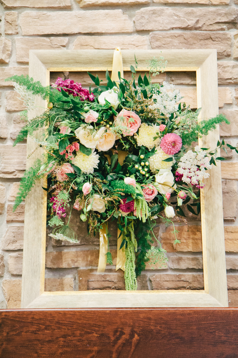 Floral Wreath