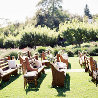 10 Unique Ceremony Seating Ideas