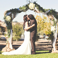 Jenna and Troy: Paso Robles, California