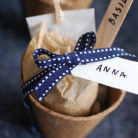 Herb Kit Wedding Favor