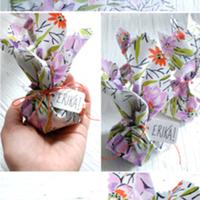 Wildflower Seed Wedding Favors