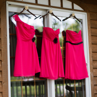 Bridesmaid Dresses, Fashion, Real Weddings, Wedding Style, pink, Rustic Real Weddings, Spring Weddings, Midwest Real Weddings, Shabby Chic Real Weddings, Spring Real Weddings, Rustic Weddings, Shabby Chic Weddings, Michigan, Midwest Weddings, michigan weddings, michigan real weddings