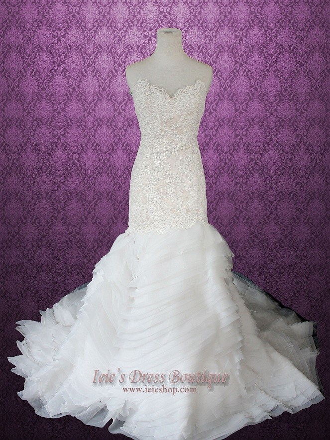 Inspired LZ3201 Wedding Dress