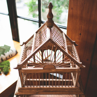 Birdcage Card Holder