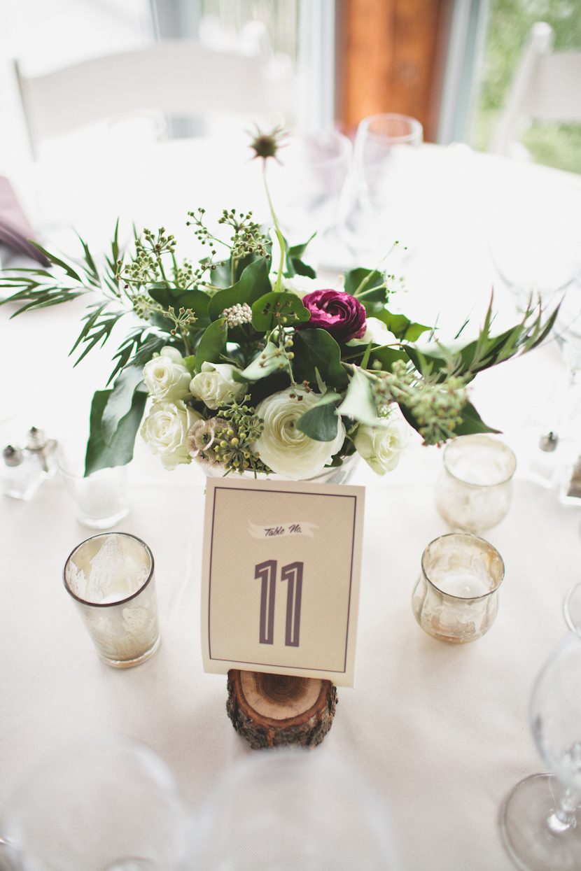 Natural Centerpieces