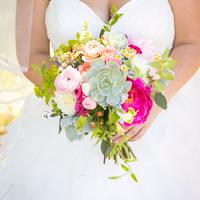 Beautiful Bride's Bouquet