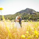 1376878433 small thumb colorful rustic california mountain wedding 5