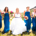 1376878433 thumb photo preview colorful rustic california mountain wedding 1