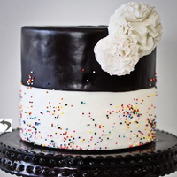 Sprinkles Wedding Cake
