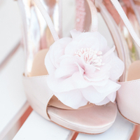 Shoes, Fashion, Real Weddings, Wedding Style, pink, Accessories, Southern Real Weddings, Summer Weddings, Classic Real Weddings, Summer Real Weddings, Vineyard Real Weddings, Classic Weddings, Vineyard Weddings, wedding shoes, Shoe clips