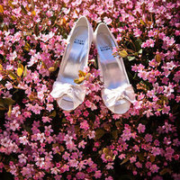 Shoes, Fashion, Real Weddings, Wedding Style, pink, Classic Real Weddings, Classic Weddings, wedding shoes, West Coast Weddings