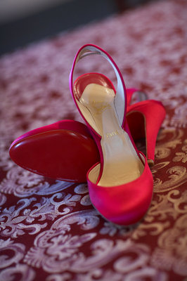 Shoes, Fashion, Real Weddings, Wedding Style, pink, Spring Weddings, Glam Real Weddings, Spring Real Weddings, Glam Weddings, wedding shoes