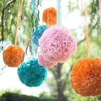 Crepe Paper Decor