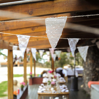 Lacy Pennants