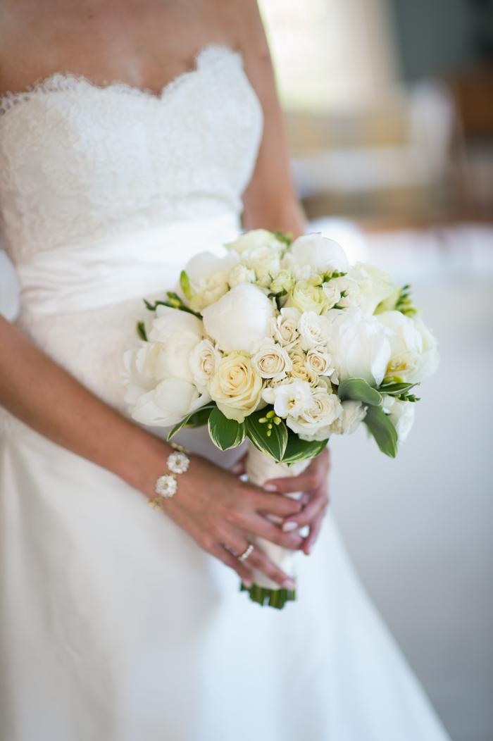 Classic Bridal Bouquet