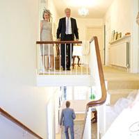 Claire & Phillip - Escot House