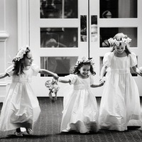Fun Flower Girls