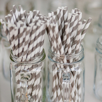Striped Straws