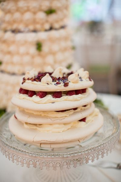 Pancake Wedding Cake