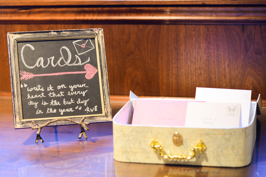 Cards and Chalkboards