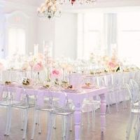 Glam Wedding Decor