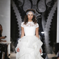 Wedding Dresses with Statement Skirts
