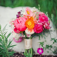 Poppies, Peonies, and Ranunculuses