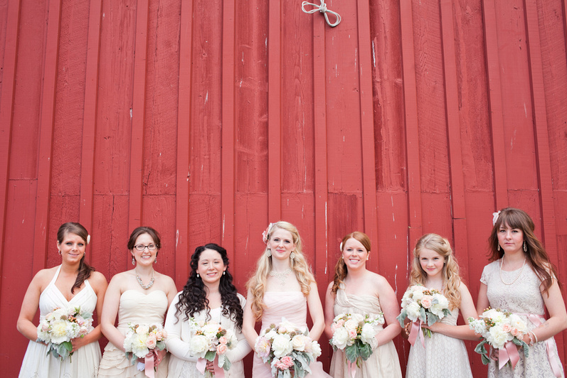Jenni and David: Issaquah, Washington