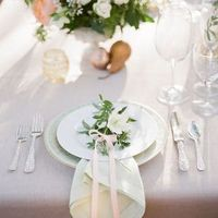 Garden Wedding Decor