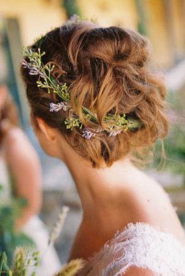 Floral Hair Wreaths