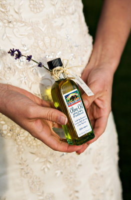 Condiment Wedding Favors