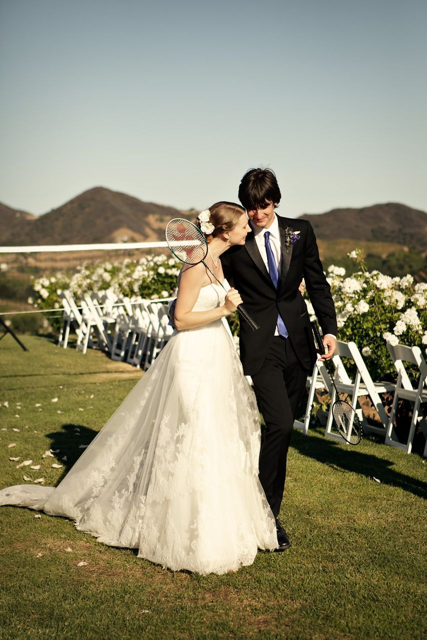 Tanya and Mark: Malibu, California