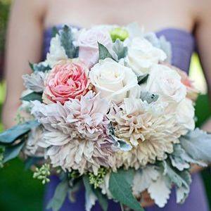 Rose and Dahlia Bouquet