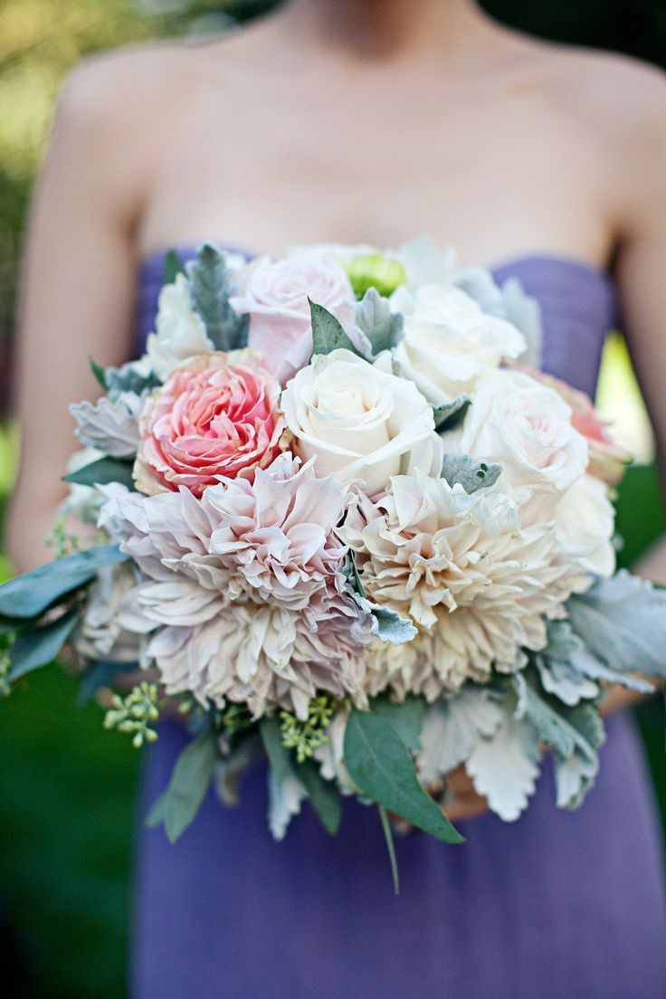 Rose and Dahlia Bouquet