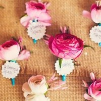 Ranunculus Boutonnieres