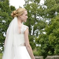 Photography, white, Updo, Bride, Veil, Destination, Lace, Traditional, Country, Sweden, garamaj