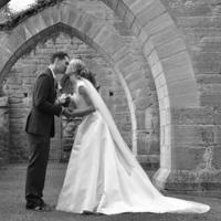 Photography, white, Bride, Bouquet, Groom, Destination, Lace