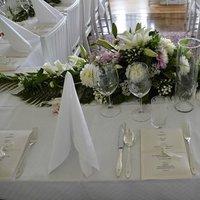 Reception, Decor, Photography, white, pink, Classic, Flowers, Bouquet, Menu, Programs, Romantic, Lilies, Destination, Traditional, Dinner, Country