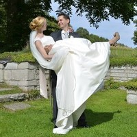 Shoes, Photography, Fashion, white, Updo, Classic, Bride, Groom, Veil, Romantic, Destination