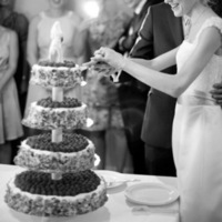 Photography, Fashion, cake, dress, Classic, Bride, Groom, Lace, Traditional, Country